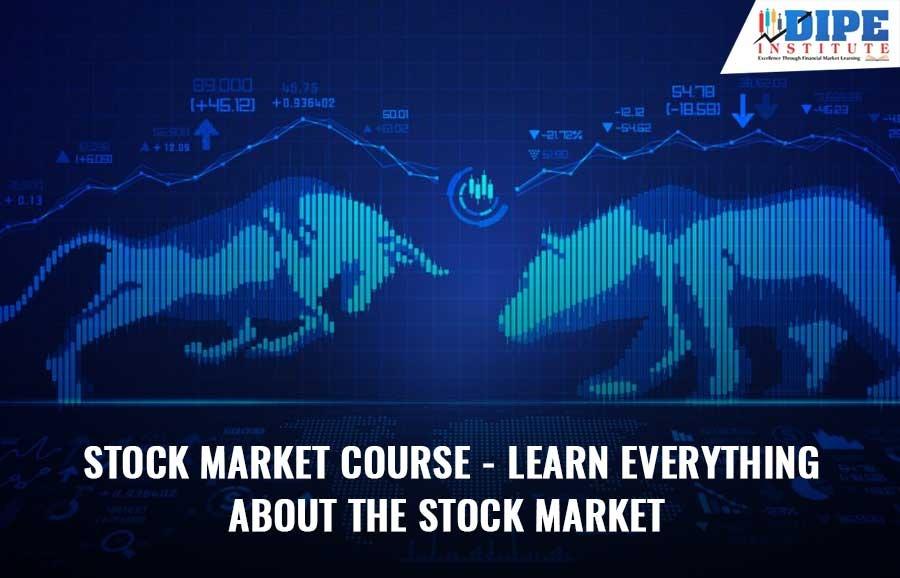 best stock market courses in Delhi