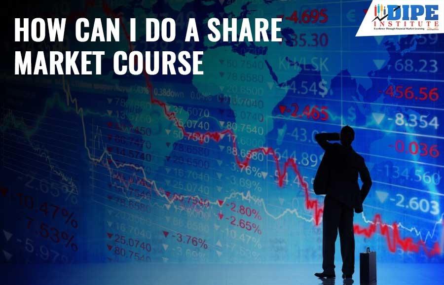 share market courses in Delhi