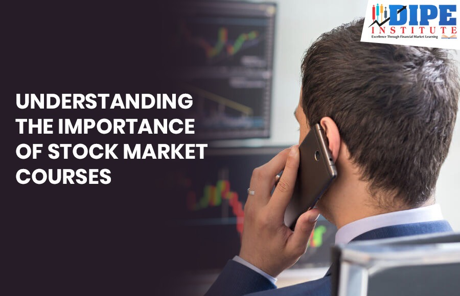 best stock market courses in India