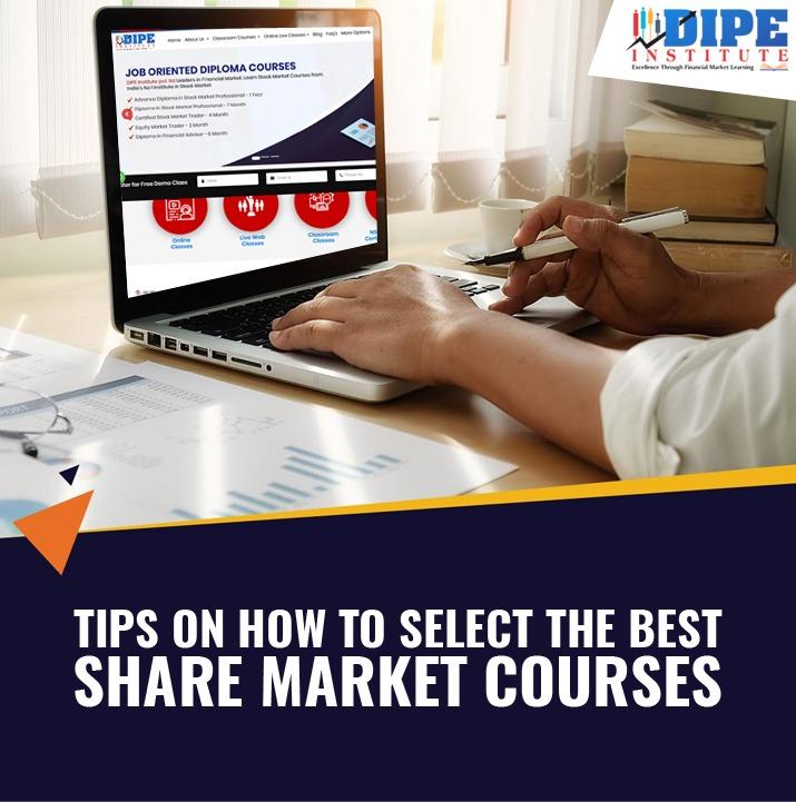 Best Share Market Courses